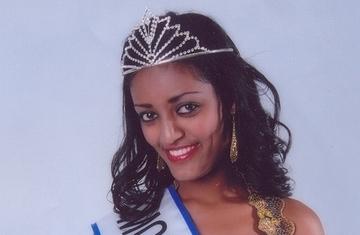 Ethiopian Beauty Queen Crowned 'Model of Africa' at Tadias ...  Ethiopian Beaut...