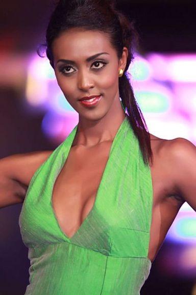 Eritrean Women Models.