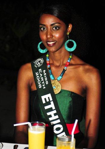 Ethiopian Beauty Queen Wins Best Female Model Contest at ...  Ethiopian Beaut...