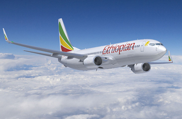 was the doomed ethiopian plane formerly owned by ryanair