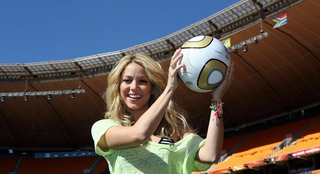 2010 world cup opening ceremony shakira biography