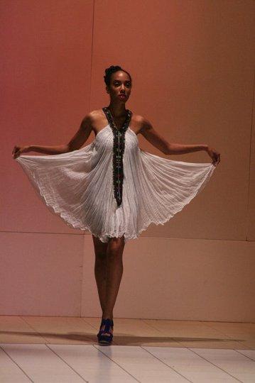 Ethiopian Fashion On Display At Africa Fashion Week New