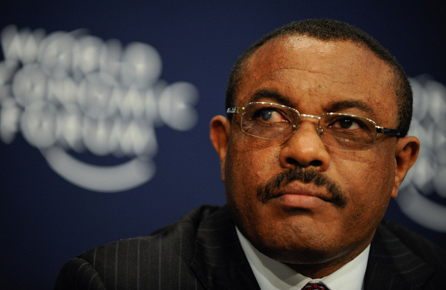 Desalegn, told Bloomberg news Monday that Prime Minister Meles Zenawi