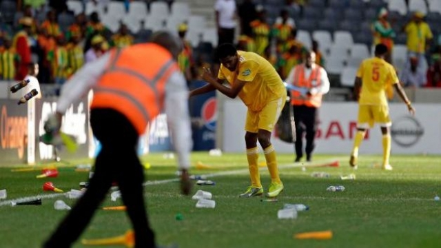 Ethiopia Fined for Fan Trouble at African Cup