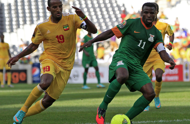 Africa Cup: Ethiopia, Burkina Faso Face Off Friday