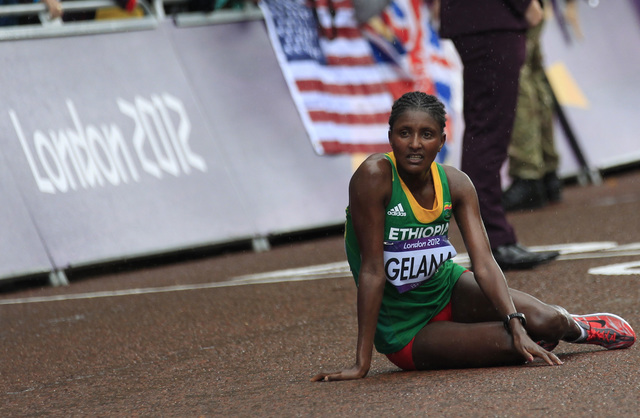 Tiki Gelana: First Ethiopian Woman Named Female World Athlete of the Year
