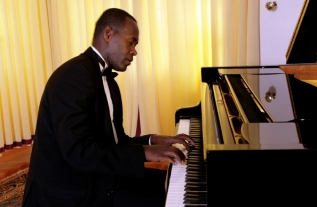 Classical Piano Concert by Girma Yifrashewa in Brooklyn