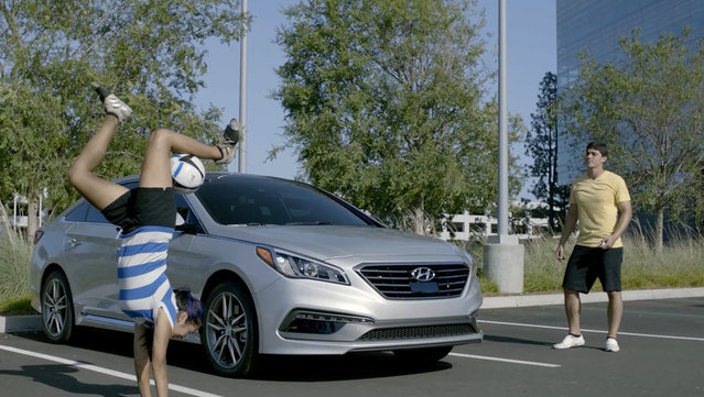 """Hyundai USA Releases World Cup AD """"Epic Battle"""" Video by Wondwossen"""