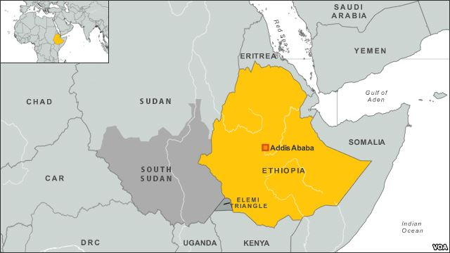US Embassy Warns Of AlShabab Attack In Ethiopia At Tadias Magazine - Where is ethiopia