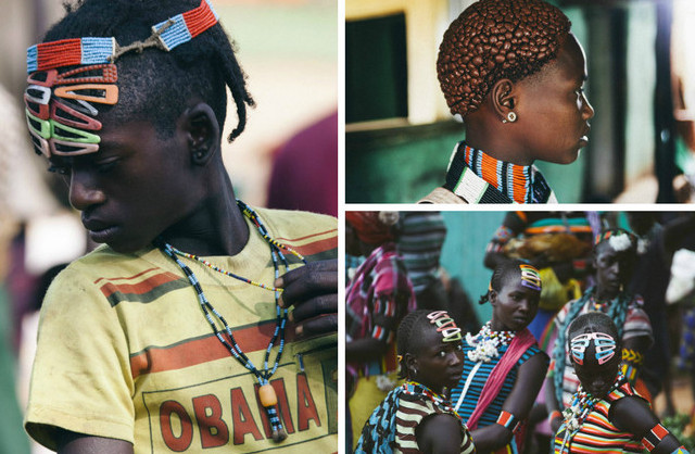 In Ethiopias Omo Valley The Hipsters Have A Unique Style All - Ethiopian hipster hairstyle
