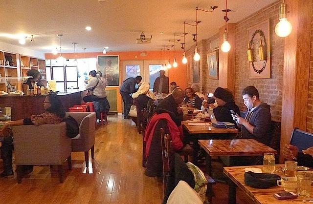 Tsion Cafe Bakery