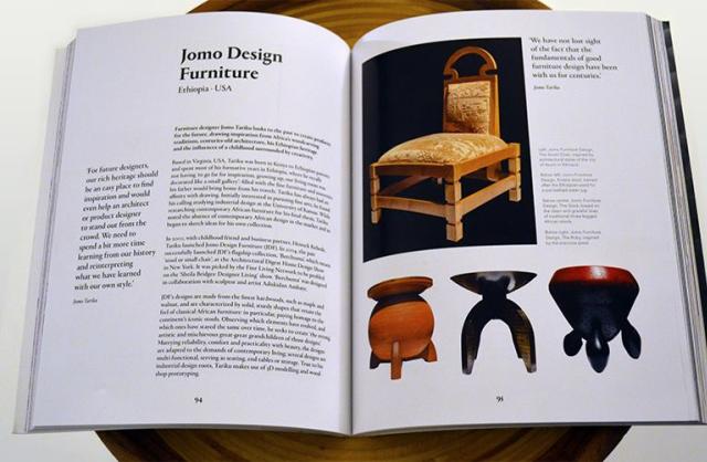 Contemporary Design Africa Book Features Jomo Tariku\'s Ethiopia ...