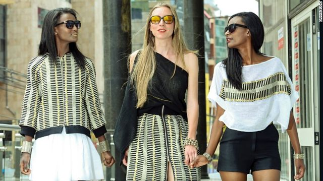 The International Fashion Industry Starts to Look Towards