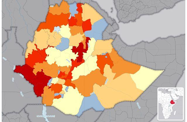Ethiopia: Drought Conditions Worsening at Tadias Magazine