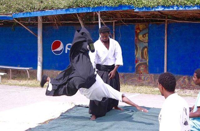 1e602f4a07e03 Spotlight on Ethiopia s First Aikido Association   Training Center