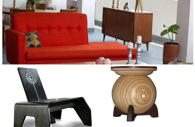 Hamere Demissieu0027s Actuel Urban Living (top) And Jomo Tarikuu0027s Jomo Design  Furniture. (Courtesy Photos). Tadias Magazine