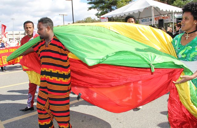 Ethiopian Culture Showcase at Maryland's World of Montgomery