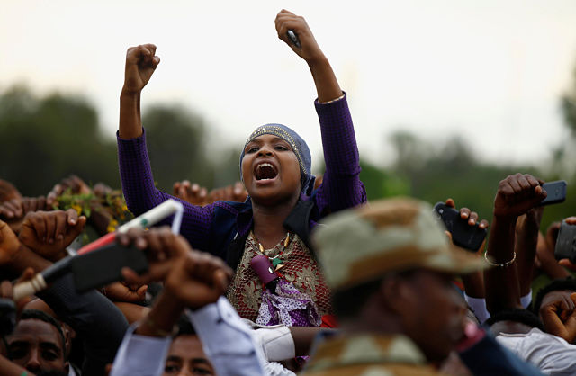 Protesters in Ethiopia kill UC Davis student