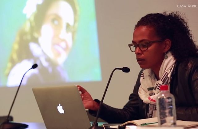 Art: Aida Muluneh Brings 'Photography in Ethiopia' to Cairo, Egypt Today Reports