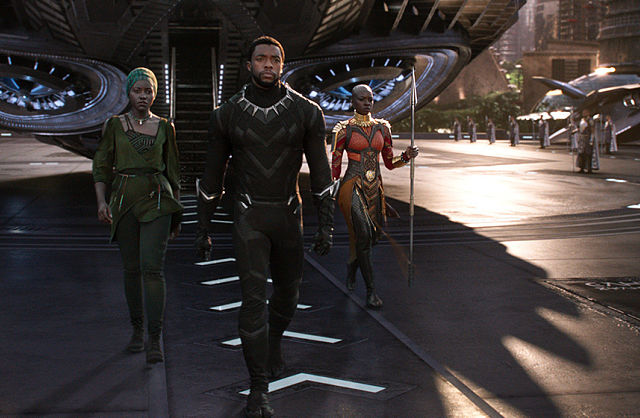 'Black Panther' boasts second-best sophomore weekend in U.S. box office history