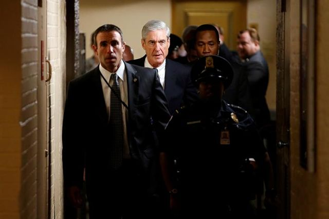 Russian nationals charged in Mueller investigation