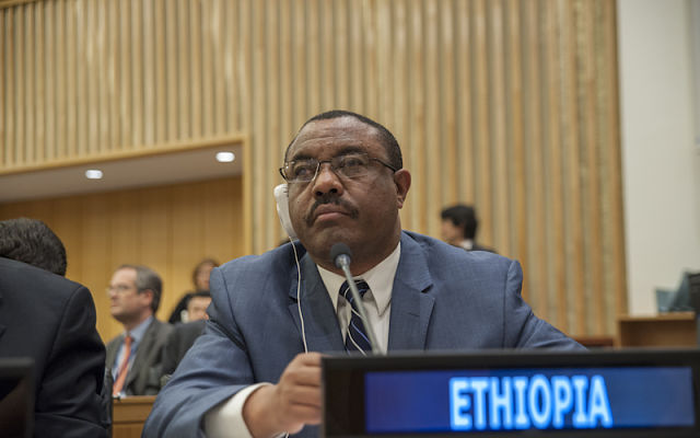 Emergency rule declared in Ethiopia amid opposition