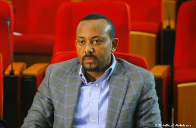 Rtd General Abiye Ahmed sworn in as Ethiopia's new Prime Minister