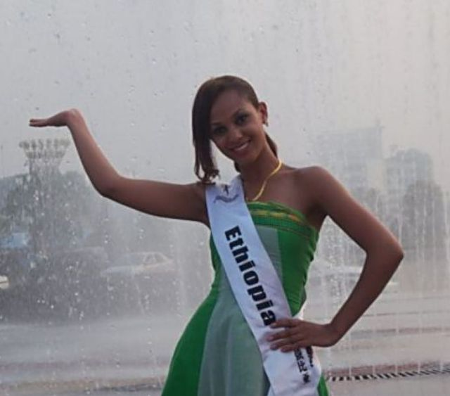 Miss Ethiopia Becomes Miss Africa At Tadias Magazine