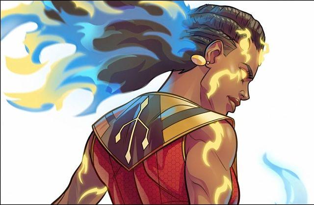 90338c00ae787 Ethiopia s First Female Superhero Comic